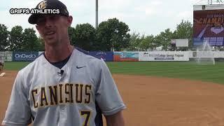 Canisius baseball wins MAAC Championship