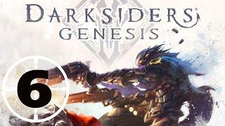 Darksiders Genesis - Cap. 06 - Caverna gélida