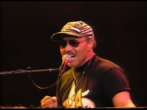 The Neville Brothers - Yellow Moon - 10/31/1991 - Municipal Auditorium New Orleans (Official)