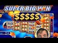 NEAR FULL SCREEN!! ★ SUPER BIG WINS ON 'SUPER JUNGLE WILD'!! ★ BRENT SLOTS