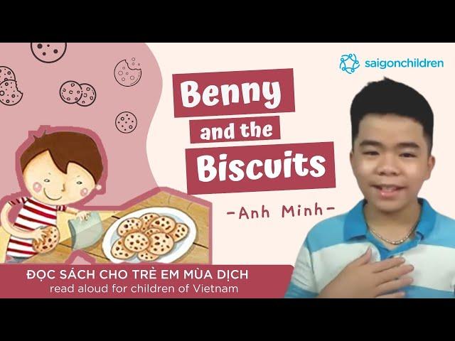 Benny and the Biscuits   Đọc sách cho trẻ mùa dịch