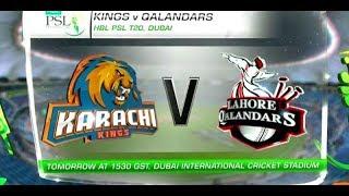 SUPEROVER | Karachi Kings Vs Lahore Qalandars |  | 11th MARCH | HBL PSL 2018 |