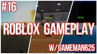 Roblox Live Gameplay | Gameplay with Gameman625 | #16 8k SUBSCRIBERS!
