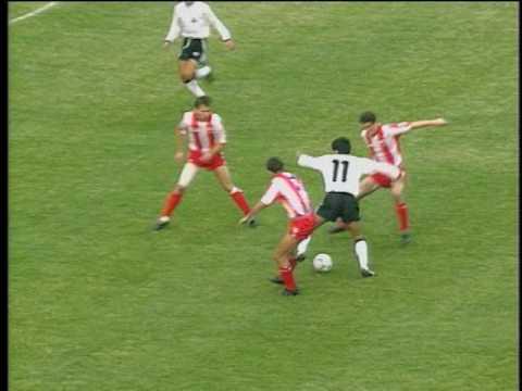 23/10/1991 Colo Colo v Red Star Belgrade