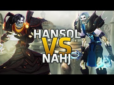 Fire vs Rogue (Hansol vs Nahj) Mage Duels MoP