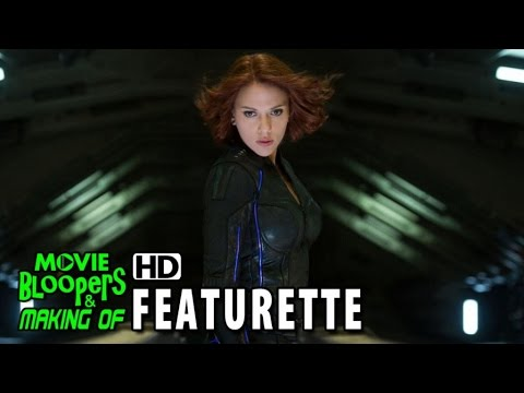 Avengers: Age of Ultron (2015) Featurette - Costumes