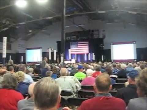 Maine Republicans Vote To Replace Platform!