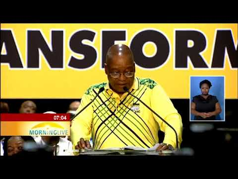 Pres Zuma decries ANC's factionalism, ill-discipline and use of courts