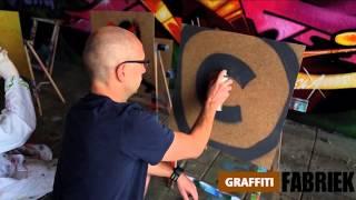 graffiti-fabriek - graffiti workshop vriendenuitje Eindhoven