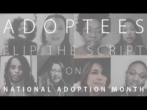National Adoption Awareness Month: Hearing Voices of Loss