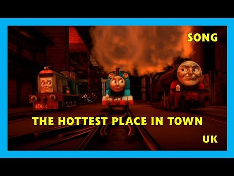 The Hottest Place in Town  UK  HD