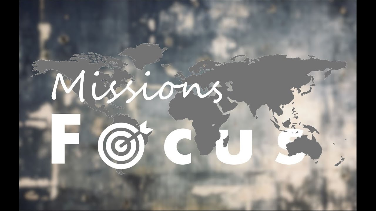 Missions Focus: Guest Greg Ouellette with Multiply