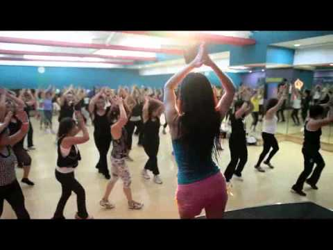 Zumba: Exercise made fun and sexy