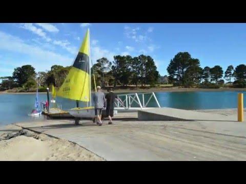 Hansa 2016 State Titles - Wynyard Yacht Club