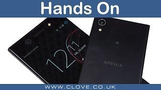 Sony Xperia XA1 & XA1 Ultra Hands On