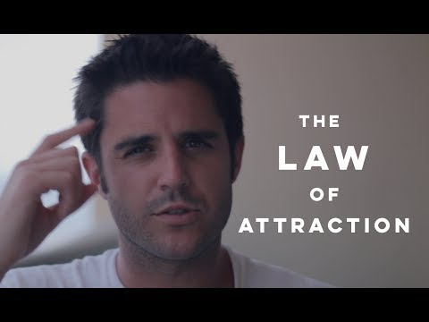 The Law Of Attraction Will Change Your Life!