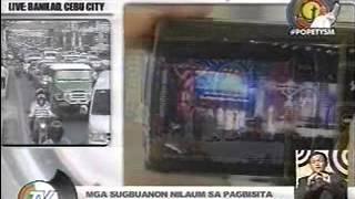 TV Patrol Central Visayas - January 21, 2015