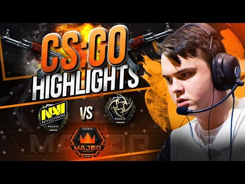 #FaceitMajor: NAVI vs NIP