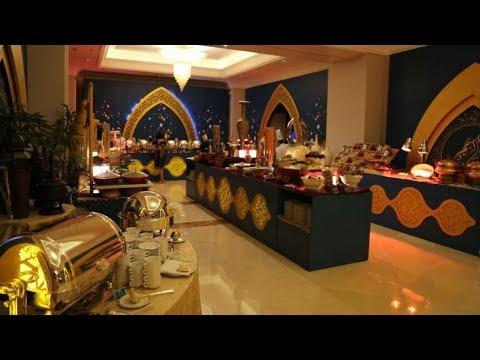 Ramadan Iftar Buffet *Four Seasons Hotel* | Ramadan Tent 2017