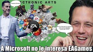 ¡Increíble pero cierto! | Phil Spencer lo deja claro, NO me interesa EA Games | Esto por que?