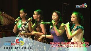 CAA Jakarta 2016 - Anak Kambing Saya - 2016 Jakarta Child Aid Asia Ensemble - Stafaband