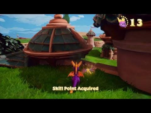 spyro stone hill pink tulip