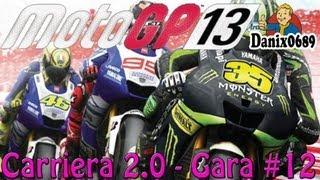 MotoGP 13 PC - Gameplay ITA - Carriera 2.0 Classe MotoGP Difficoltà REALE - Gara #12
