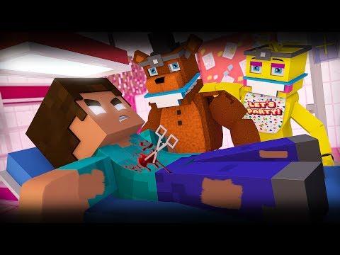 Клип Minecraft - Herobrine