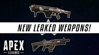APEX LEGENDS | New LEAKED Weapons In Apex From Titanfall 2! (Apex Legends Leaks CAR Smg, Volt Smg)