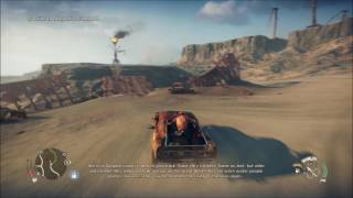 Mad Max - Rescued Attempt to Destroy a Scarecrow
