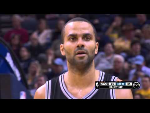 Memphis Grizzlies vs San Antonio Spurs - December 2, 2015