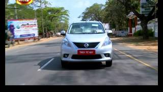 Review: Nissan Sunny CVT