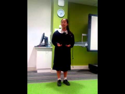 Speech on Slavery & Human Trafficking - UN Youth Australia Public Speaking Competition
