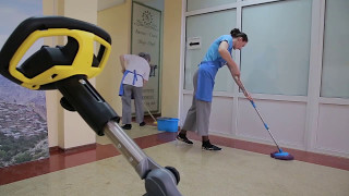Hloya. Профессиональная уборка. Karcher(, 2017-05-08T08:31:29.000Z)