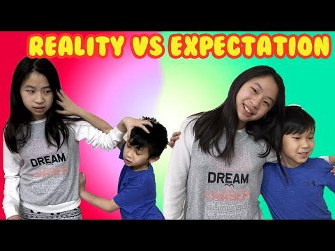 Expectation VS Reality Funny Reaction - FunTV