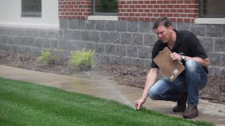 How To Inspect A Sprinkler System