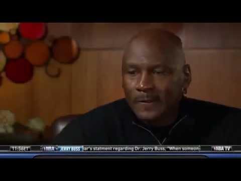 Michael Jordan - His Love For The Game