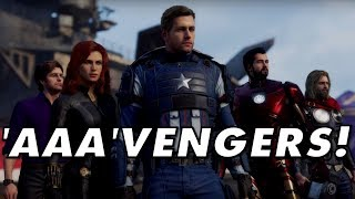 Marvel's Avengers - Hammering On The New Gameplay (OMGH)