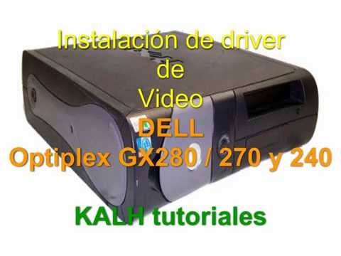 driver ethernet dell optiplex gx280