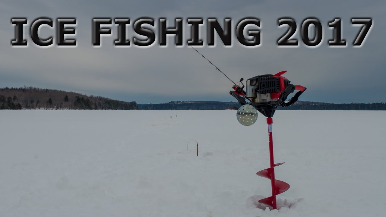 Ice fishing maine days 1 2 feb 2017 youtube for Maine out of state fishing license