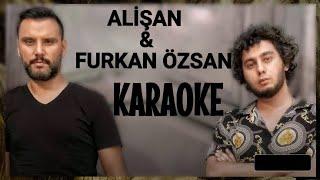 Alişan ft. Furkan Özsan ( Yağmurlar ) KARAOKE | sözleriyle | Resimi