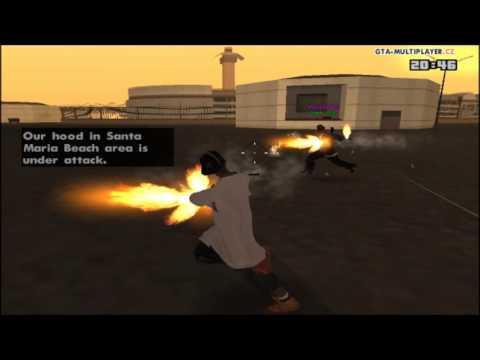 GTA-MP.CZ : Hardz vs Sparkz