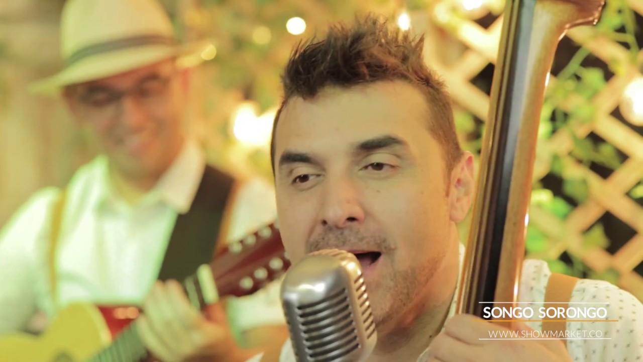 EL MANICERO By Songo Sorongo (Son Cubano en Vivo)