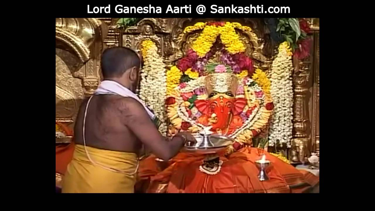 Ganesh Chaturthi Special - Siddhivinayak Special Aarti Video - blog
