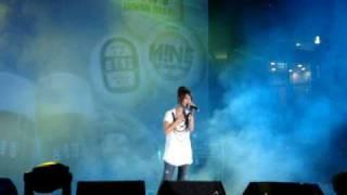 20090726 郭靜-真愛台啤萬人演唱會-簡單