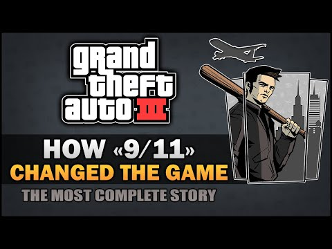 """GTA 3 - How """"9/11"""" Changed The Game [In-depth Analysis] - Feat.SpooferJahk"""