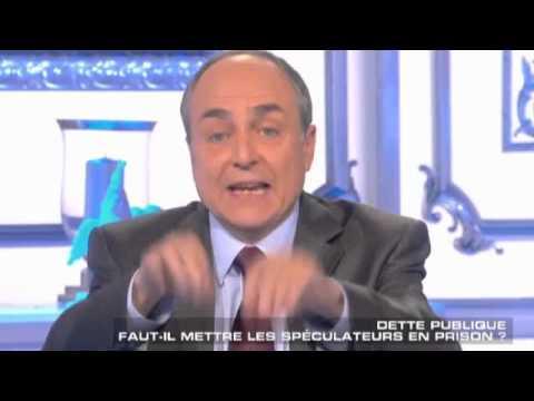 Jacques Généreux sur la Spéculation / Mélenchon
