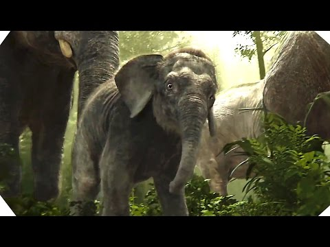 The Elephants -  THE JUNGLE BOOK - Movie Clip # 6