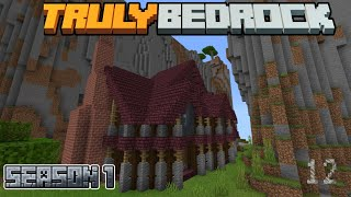 Truly Bedrock Episode 12: Our mansion in the hills