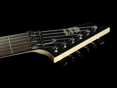 ESP LTD M100fm Guitar Soundtest